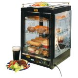 Neumärker Queen Hot Food Server Warmhaltevitrine 05-51242
