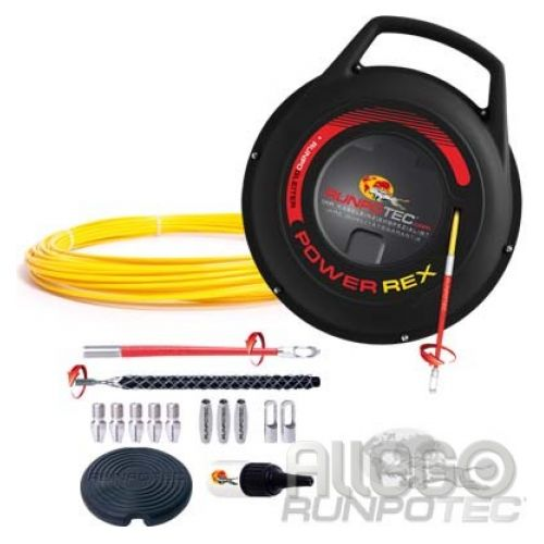 Bild: Runpotec POWER REX 20m DM=3mm RTG6mm 10087