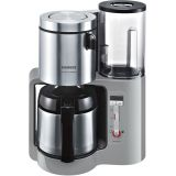 Siemens Thermo-Kaffeemaschine TC 86505 urban-grey/schwarz