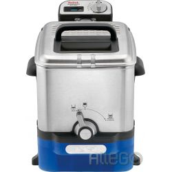 Tefal FR8040 Fritteuse Oleoclean Inox&Design