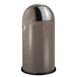 Wesco Pushboy 50l, warm grey