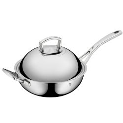 WMF Multiply Wok m. Metalldeckel 28 cm