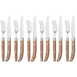 WMF Ranch Steakbesteck-Set 12-teilig