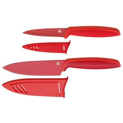 WMF Touch Messer-Set 2-teilig rot